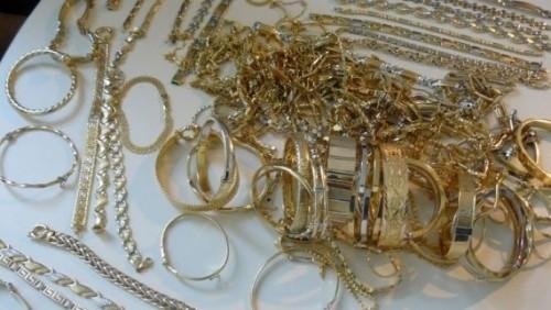 Контрабандные ювелирные изделия на сумму более 11 млн тенге обращены в доход государства