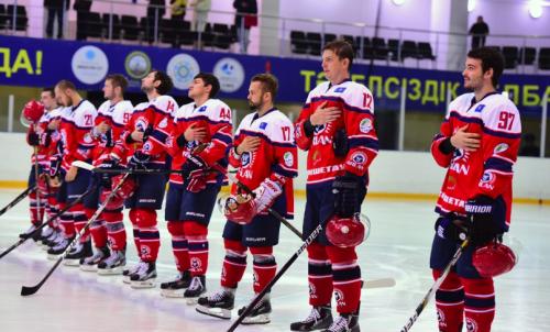 Кокшетауский ХК «Арлан» представит Казахстан в Континентальном Кубке