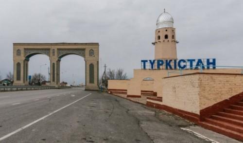 Объявлен конкурс на разработку логотипа Туркестанской области