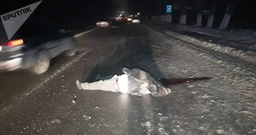 Мужчину сбили насмерть возле ресторана в Алматы