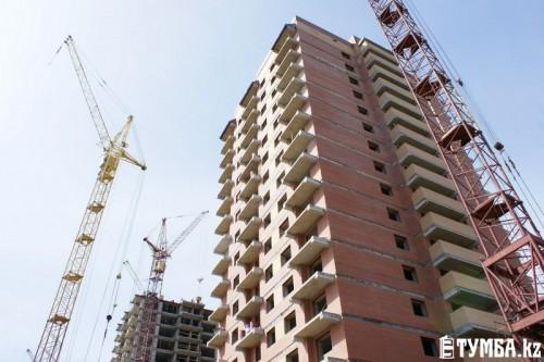 В Актау некоторые строительные компании незаконно строят дома