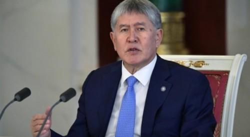 Атамбаев: власти Кыргызстана идут путем Бакиевых
