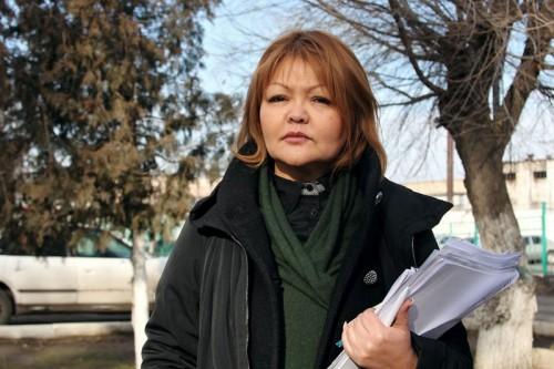 Казахстанский адвокат Айман Умарова получит награду Госдепа США