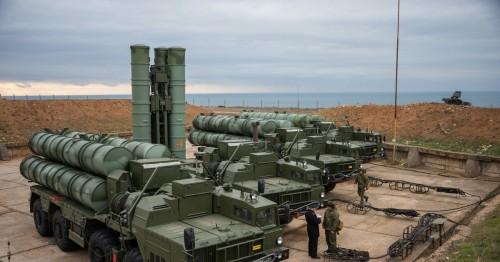 США отговаривают Турцию от покупки комплексов С-400