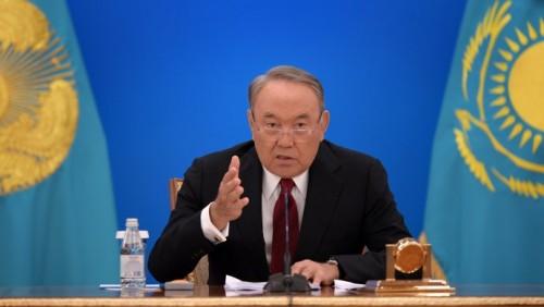 Назарбаев рассказал, каким будет уровень ВВП по итогам года