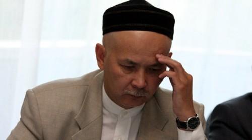 В Алматы ограбили автомобиль мусульманского общественного деятеля М.Телибекова