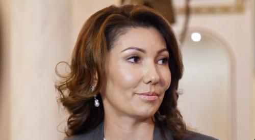 Мне по-человечески очень приятно - Алия Назарбаева о награде от Президента
