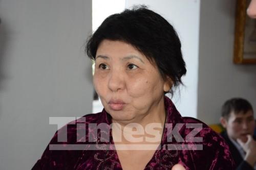 Шестерых женщин из «группы поддержки Жаксыбаева», устроивших  погром в актюбинском суде, привлекли к адм. ответственности