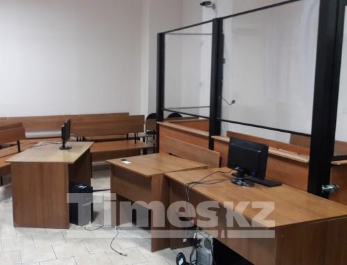 Погромом в суде закончилось вынесение приговора в Актобе «казахстанскому Билл Гейтсу»