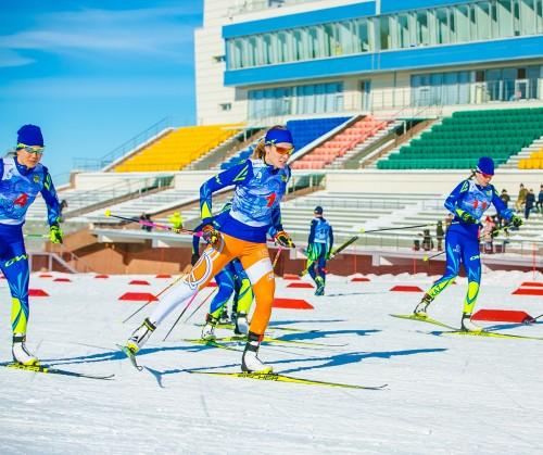 Шесть «золота» завоевали акмолинские лыжники на Кубке Казахстана