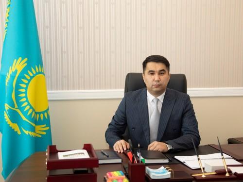 В ВКО назначен новый руководитель аппарата акима области
