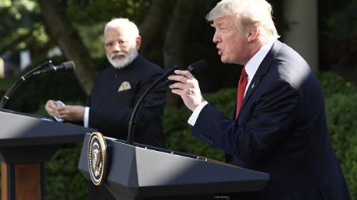 Ход слоном: Индия нанесла неожиданный удар по американской экономике