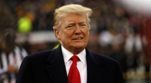 """""""Высокая, прочная и красивая"""": Трамп показал стену на границе с Мексикой"""