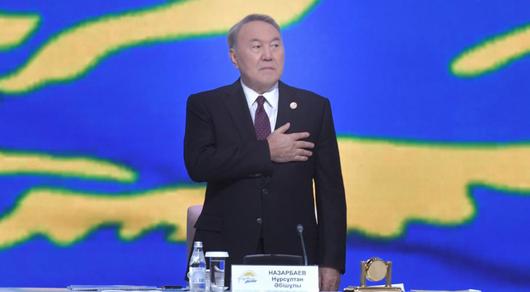 Моя работа - поддержать нового президента, - Нурсултан Назарбаев