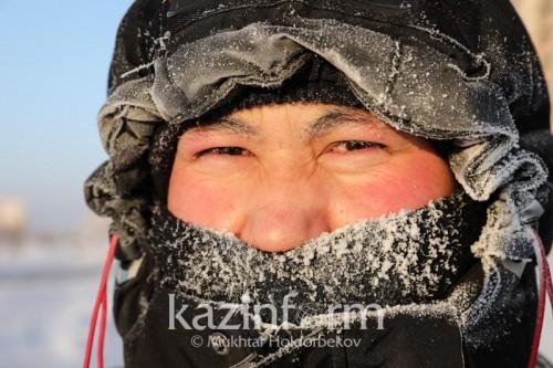 Как действовать при обморожении