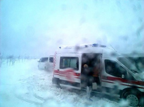 Двое суток на вызове провели врачи Актобе, спасая роженицу