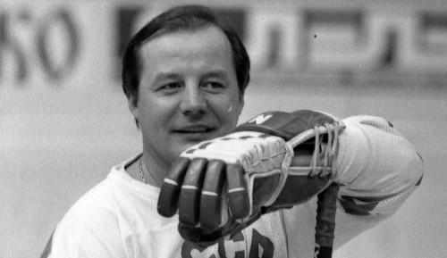 Борис Александров станет первым представителем Казахстана, включенным в Зал славы IIHF