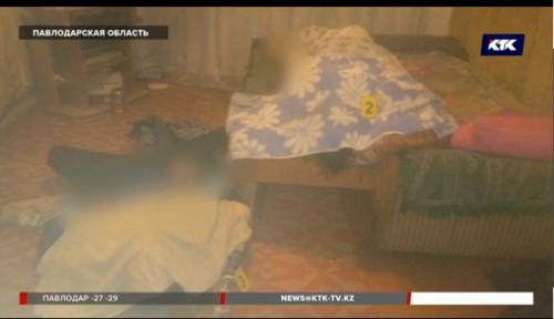 В Павлодарской области обнаружили мертвой целую семью