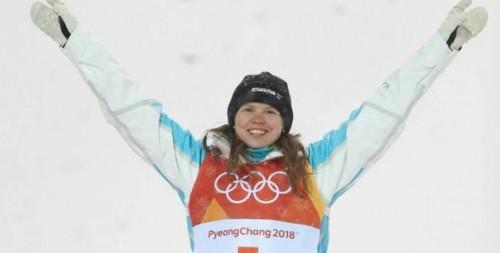 Казахстанская фристайлистка Галышева впервые в карьере стала чемпионкой мира
