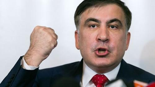 В Бельгии произошла стычка между сторонниками и противниками Саакашвили