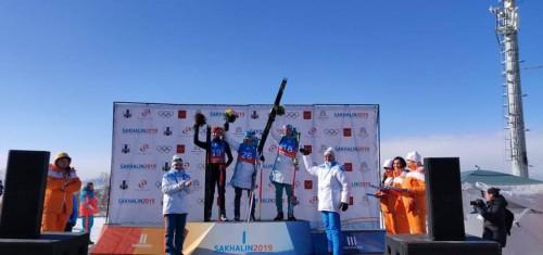 Акмолинец стал чемпионом Международных Зимних Игр «Дети Азии»