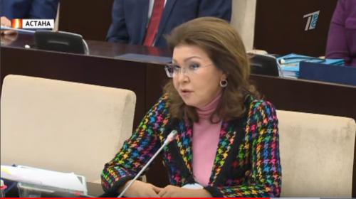 Дарига Назарбаева: Нужно «зеркалить» ограничения моментально, в тот же день