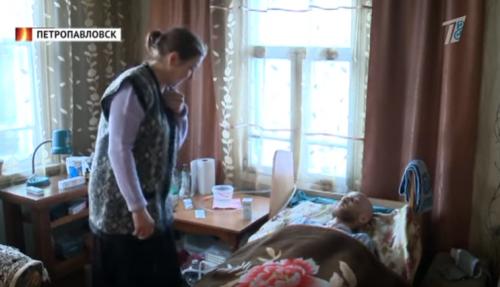 В Петропавловске умирать домой отправили молодого мужчину, пережившего аварию и кому