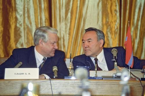 Как Назарбаев спасал СССР от развала, а Ельцина — от алкоголизма