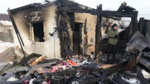 Названа точная причина пожара, в котором погибли пятеро детей