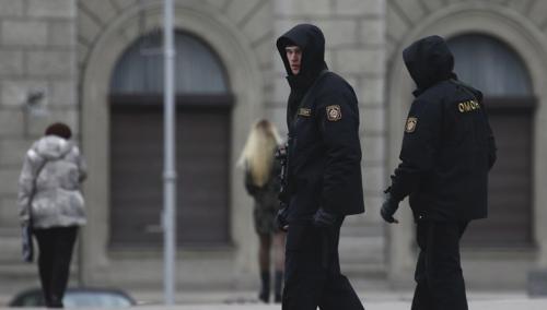 В Белоруссии подросток убил учительницу и школьника