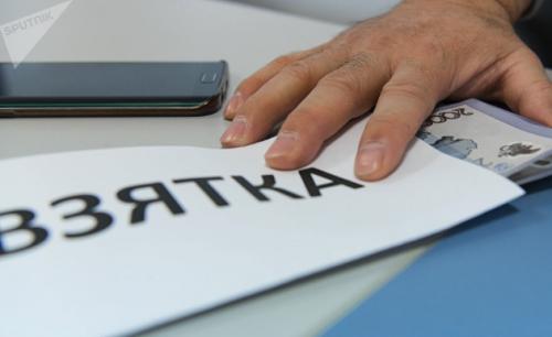 Сотрудника Нацбюро по противодействию коррупции арестовали за получение взятки в Костанае