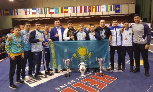 Акмолинец завоевал «серебро» на международном турнире по боксу в Венгрии