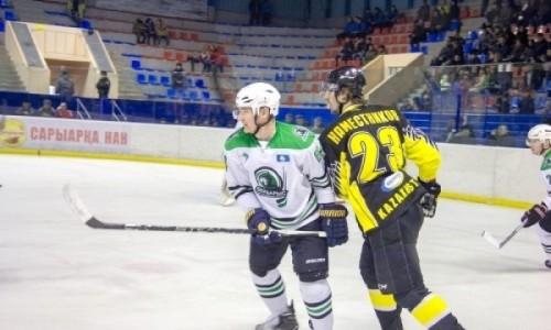 Определились пары первого раунда плей-офф чемпионата Казахстана