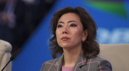 Абылкасымова назвала причину критики после трагедии в Астане