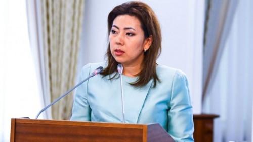Предложения по улучшению соцподдержки нуждающимся озвучит Абылкасымова