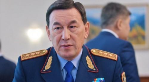 Касымов стал помощником Президента - секретарем Совбеза