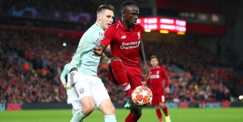 «Ливерпуль» и «Бавария» сыграли вничью в 1/8 финала Лиги чемпионов