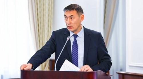 """""""Хватит тратить силы на бесконечные заседания"""" - вице-министр Евниев"""