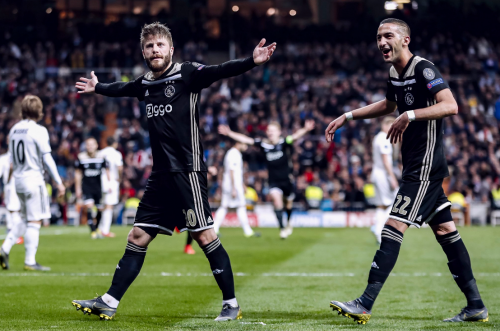 """Мадрид убит. """"Аякс"""" прикончил """"Реал"""" в гостях и прошёл в 1/4 финала ЛЧ"""