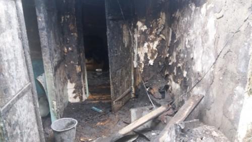 Второй за пять лет пожар стал смертельным для жителя СКО