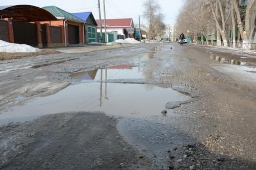 Особая паводковая ситуация Актобе и Актюбинской области не угрожает