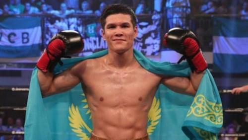 Данияр Елеусинов одержал новую победу