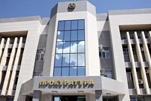 Прокуратура Шымкента активно защищает трудовые права граждан