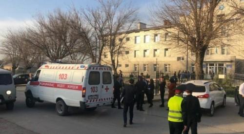 Причину отравления школьников в Шымкенте сообщил главный санврач