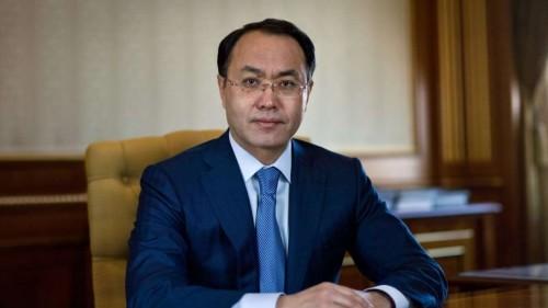 Экс-генпрокурор РК Кожамжаров стал депутатом Сената