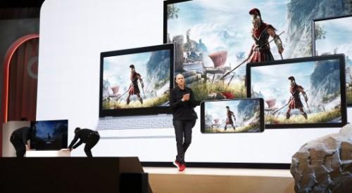 Google представила облачный игровой сервис Stadia