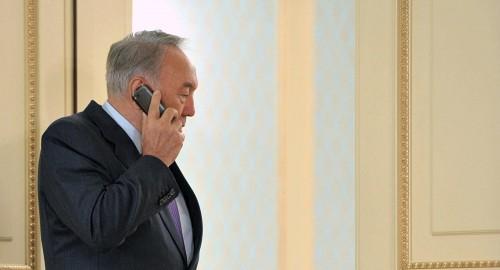 Главы государств отреагировали на отставку Назарбаева