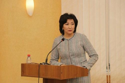 Стала известна личность задержанной экс-замакима Атырауской области
