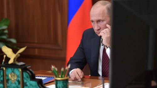 Назарбаев и Токаев поговорили с Путиным