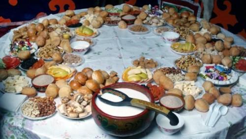Древние традиции Наурыза чтут во всех регионах Казахстана